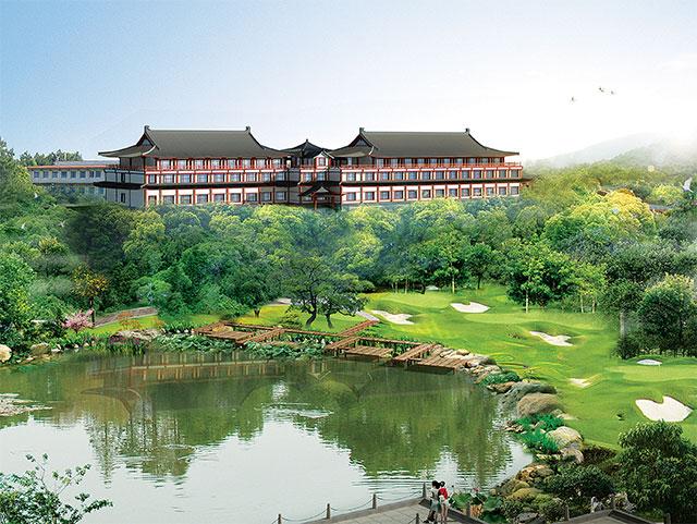 唐风温泉度假酒店